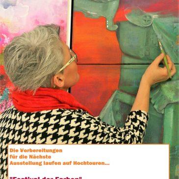 "Bilderausstellung ""Festival der Farben"""