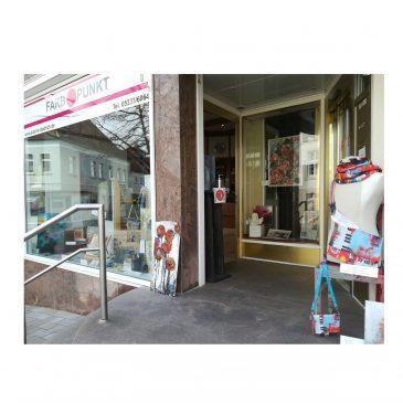 Meine kleine Galerie in Steinheims Innenstadt