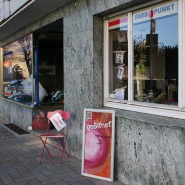 """Ein neuer """"Farbpunkt"""" in Steinheims Innenstadt"""