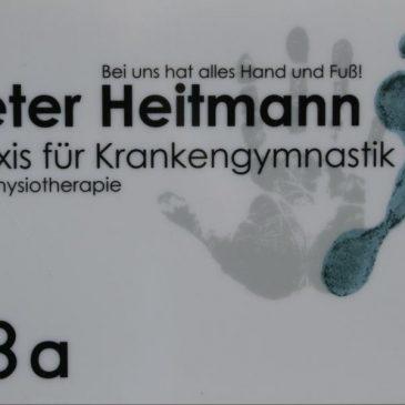 Ausstellung Heitmann, Praxis für Krankengymnastik und Physiotherapie  in Steinheim